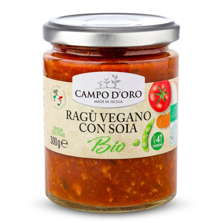 Cds18 Ragu Vegano Bio