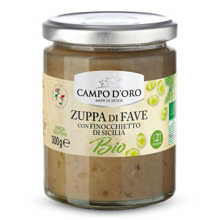 Cdz02 Zuppa Di Fave Bio