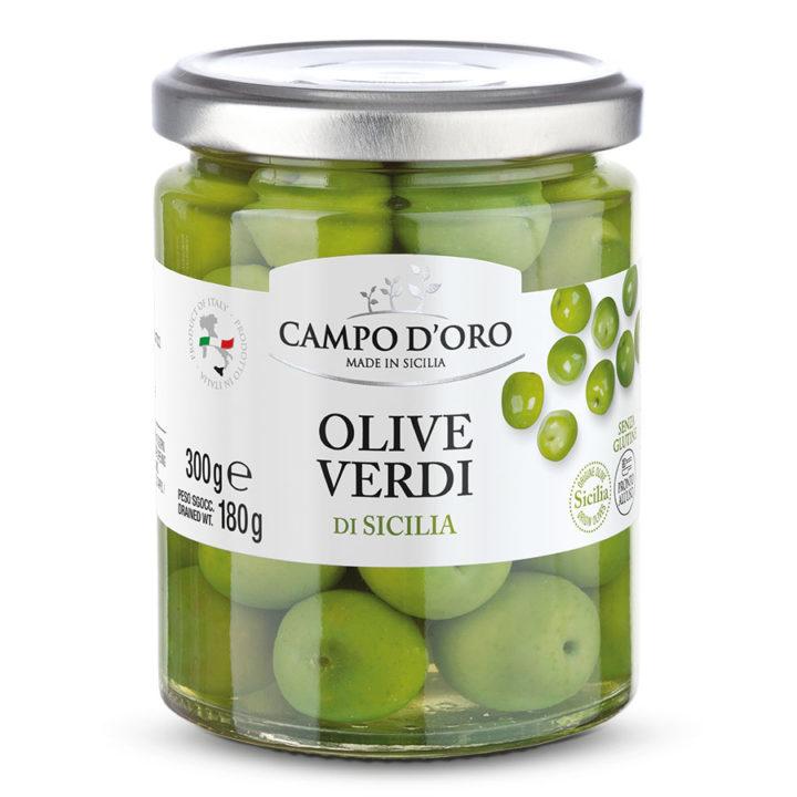 Cd060 Olive Verdi