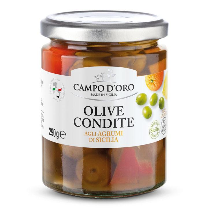 Cd064 Olive Condite