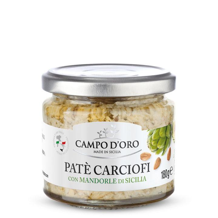 Cd140 Pate Carciofi