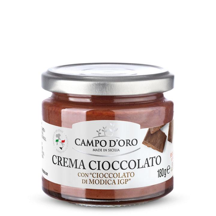 Cd309 Crema dolce con Cioccolato di Modica IGP