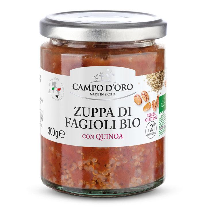 Cdz01 Zuppa di Fagioli Bio