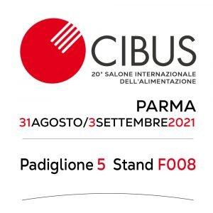 Cibus - Parma 31 agosto 3 settembre 2021