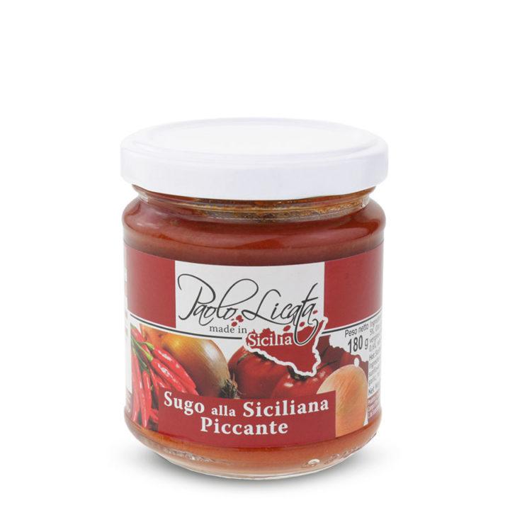 Pls12 Sugo Alla Siciliana Piccante