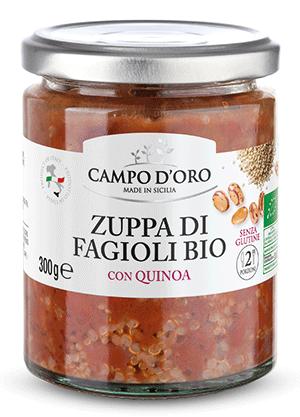 Zuppa Di Fagioli Bio
