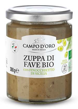 Zuppa Di Fave Bio