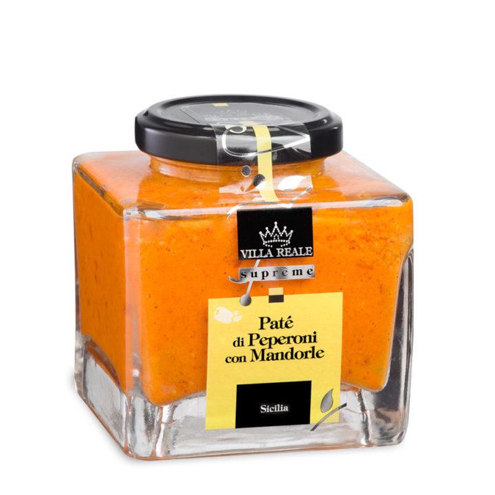 VRP22 Pepper almond pate