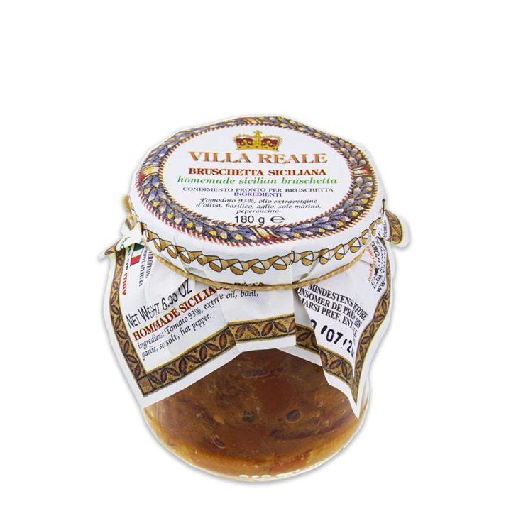 Vr016 Bruschetta Siciliana