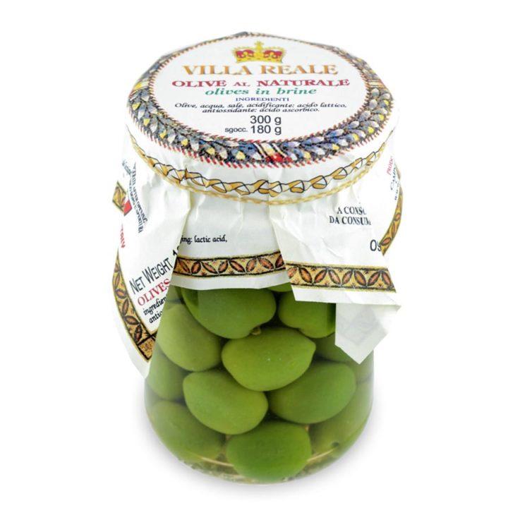 VR060 Olives Vertes De Sicile