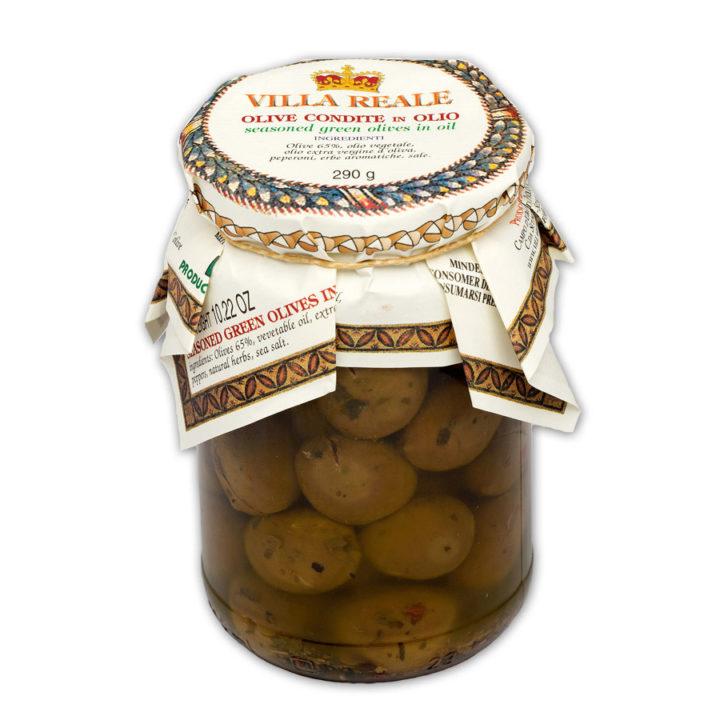 Vr064 Olive Condite In Olio
