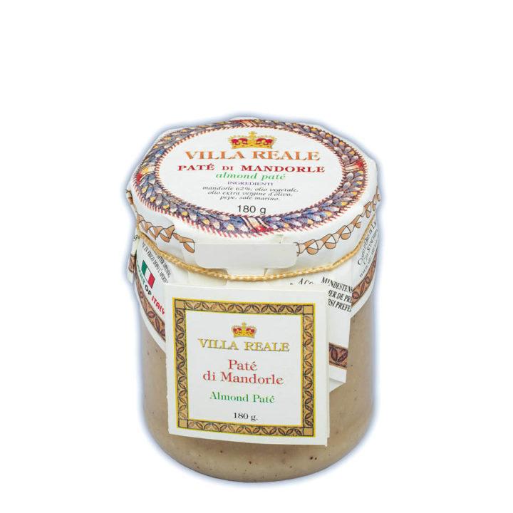 Vr122 almond paté