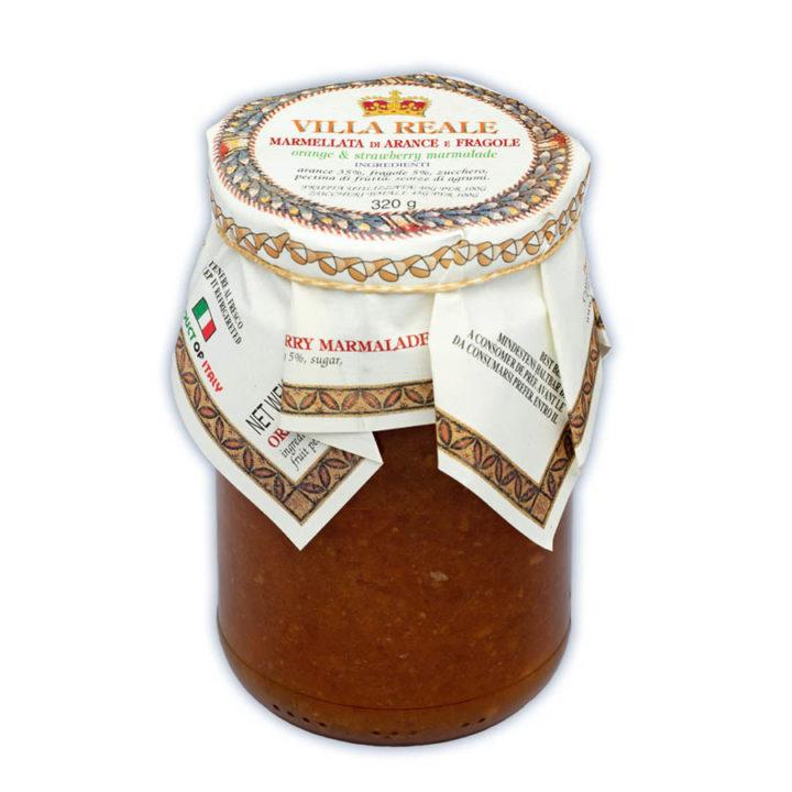 Vrm12 Marmellata Di Arance E Fragole