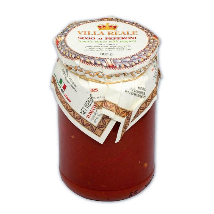 Vrs03 Peppers Tomato Sauce