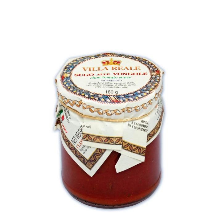 Vrs09 Clams Tomatos Sauce